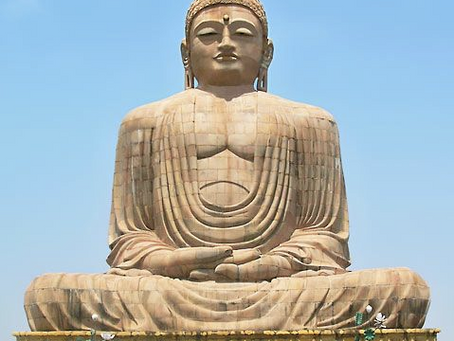 Why is Buddha fat?