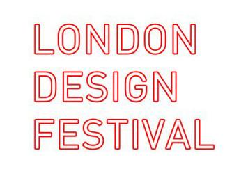 LECTURE // Speaker at London Design Festival