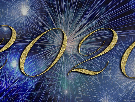 2020 - l'année d'un nouveau départ