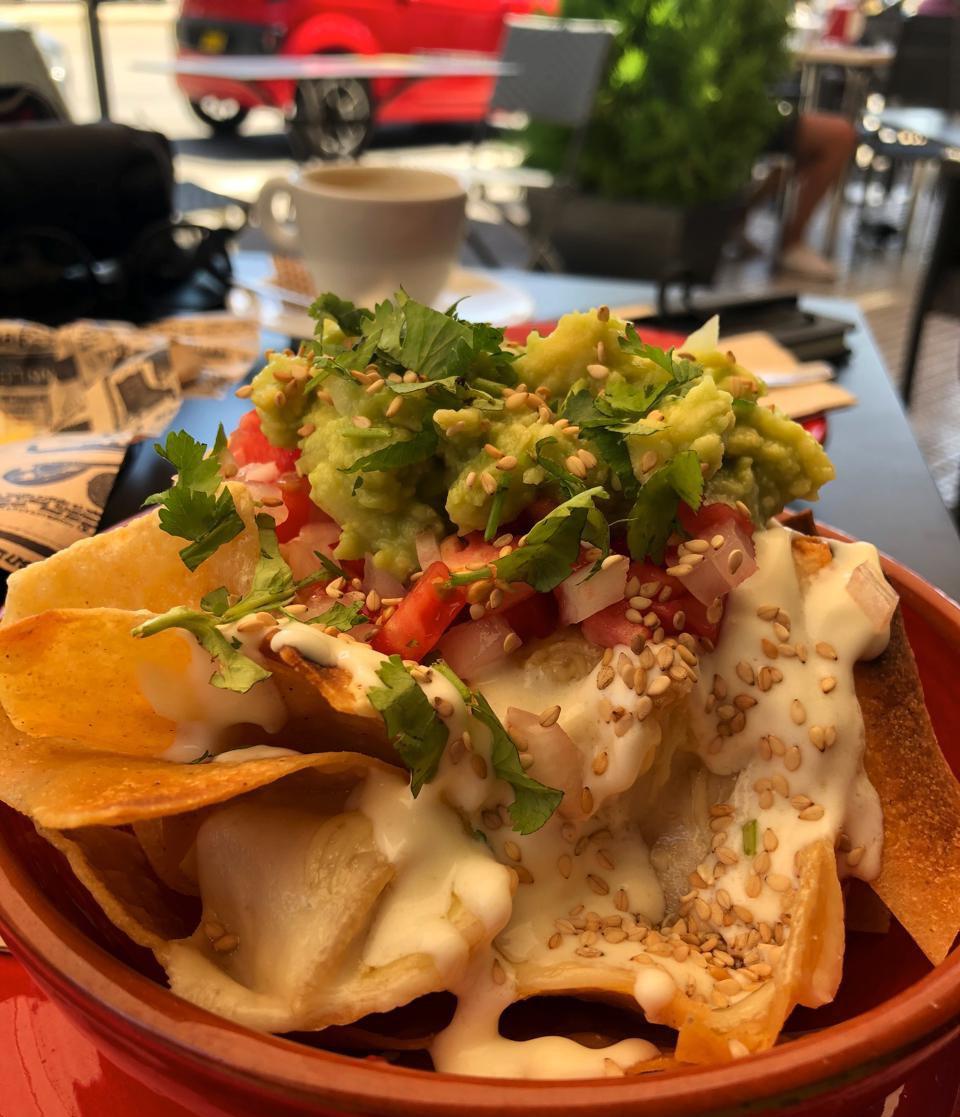 Awesome mexican food at Taquero Mucho, Palma de Mallorca