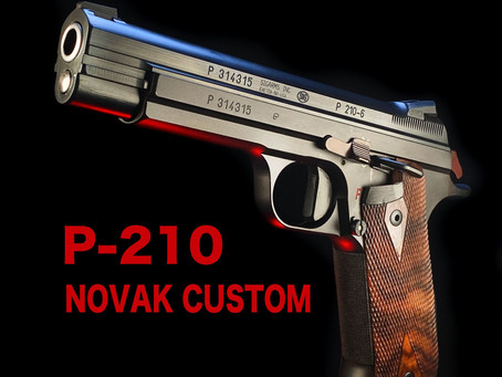 NOVAK  P-210 CUSTOM
