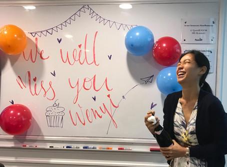 Farewell Wen Yi: trusted advisor, wonderful friend