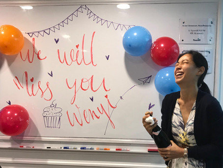 Farewell Wen Yi: trusted advisor, wonderful friend