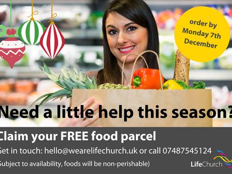 Life Church Food Parcel