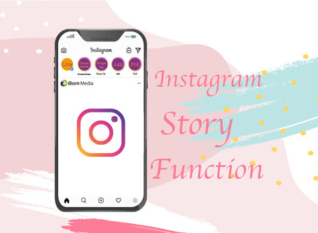Using Stories as a Marketing Tool? Instagram Story Function Analysis!