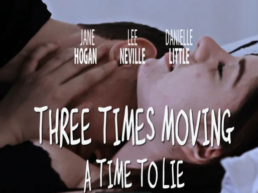 Thee Times Moving: A Time to Lie short film review