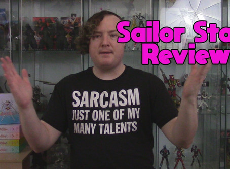 Kaiju no Kami Reviews - Sailor Moon Sailor Stars (1996) Series