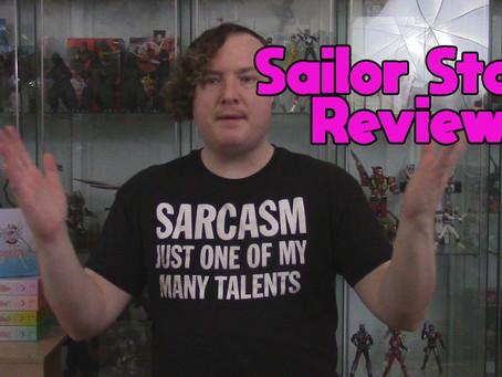 Kaiju no Kami Reviews - Sailor Moon Sailor Stars (1996) Series