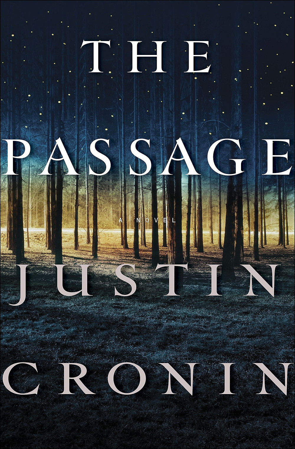 The Passage Trilogy by Justin Cronin : the book slut book reviews