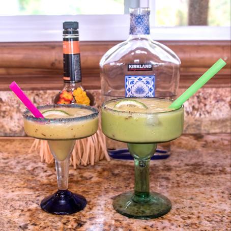 Nacho Mama's Margarita