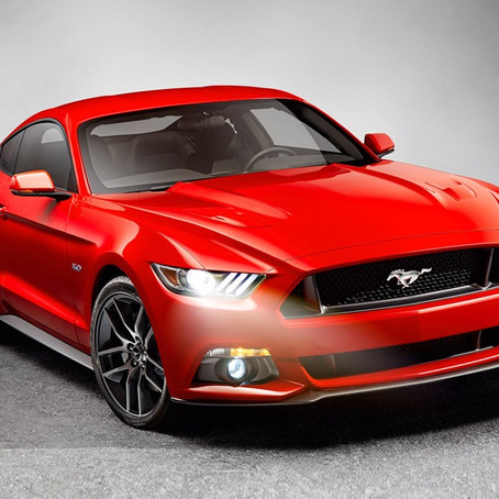 FORD MUSTANG: THE AMERICAN MUSCLE PRIDE