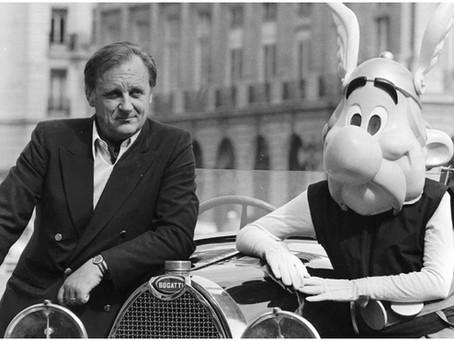 Morre aos 92 anos o desenhista Albert Uderzo, conhecido no mundo inteiro por dar vida ao Astérix