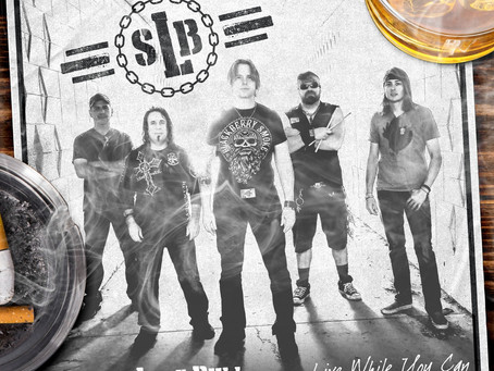 """STRONG LIKE BULL Release Official Music Video for """"Live While You Can"""""""