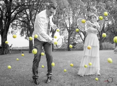 Wedding & Tennis