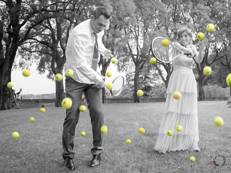 Wedding & Tennis