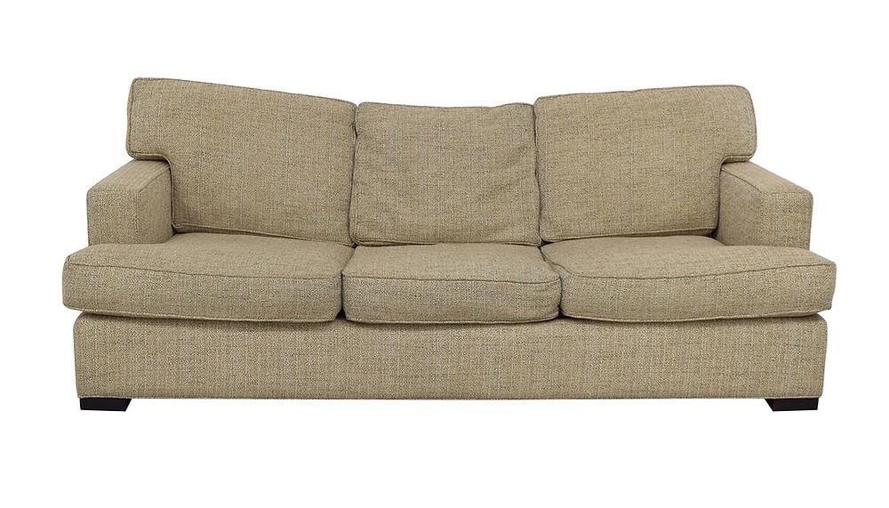 Saggy Sofa