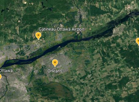 EF-1 Tornado Confirmed Near Ottawa on Sunday, June 2nd, 2019