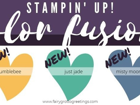 Take a Gander at Stampin' Up!'s New 2020-2022 In Colors!