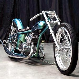 Yamaha RD125 American Herex
