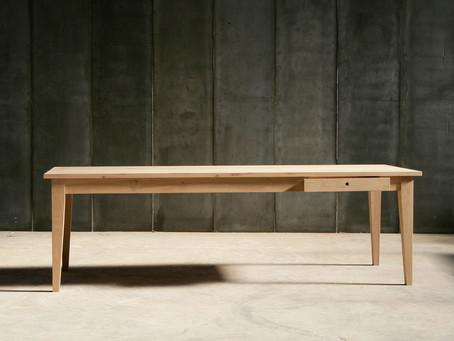 Ein Tisch - wie er sein muss