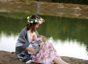 Breastfeeding + Neck Pain? Here's Your Solution...