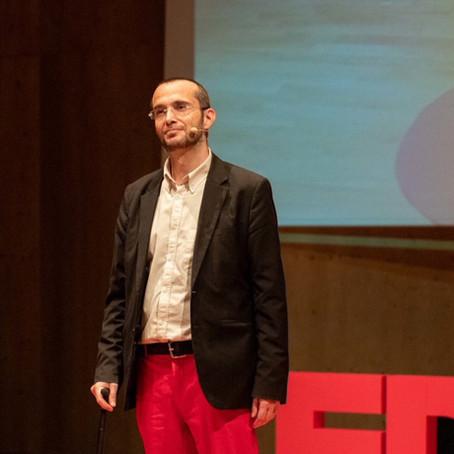 Tedx : Cette vie, on va en faire quelque chose de bien !
