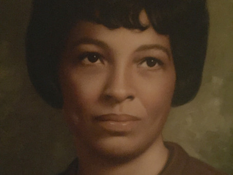 A Mother's Day Tribute to Lillian Bernice Varnado Watkins
