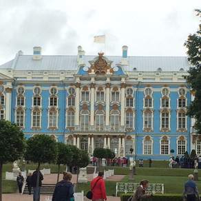 My experiences studying abroad: St. Petersburg