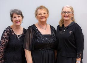 Two's company, three's a trio! Meet our Three Cheryls!