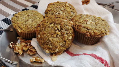 Keto Banana Muffin Recipe