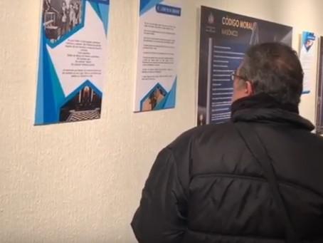 Clausurada nuestra II Exposición sobre Masonería en Jaén: INICIADOS