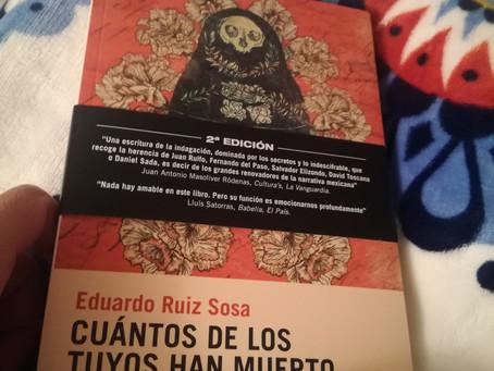 CUÁNTOS DE LOS TUYOS HAN MUERTO