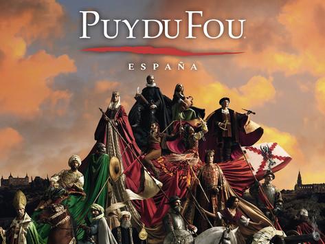 Le Puy du Fou ouvre un nouveau parc en Espagne en 2021 !