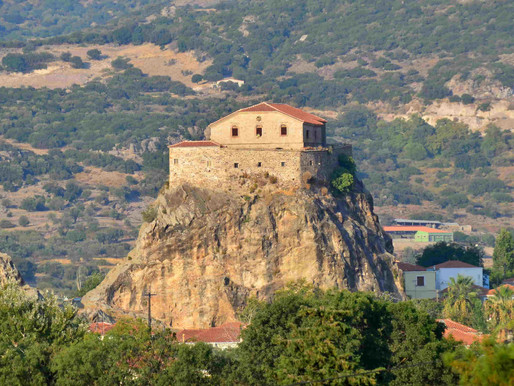 Church of Petra | Lesbos