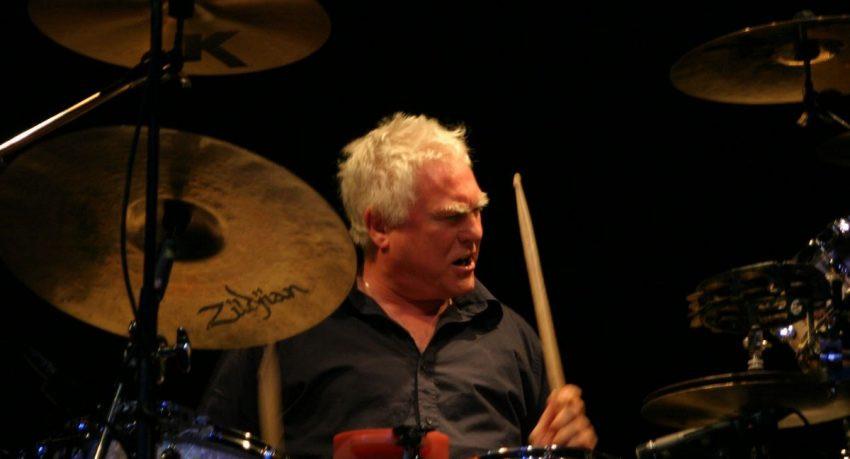 Drumclinic Cesar Zuiderwijk in Harderwijk