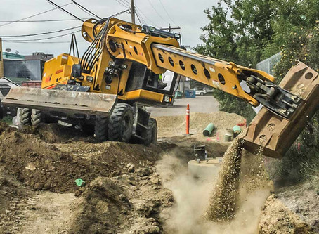 Break Ground, Not Budgets: Discover the Gradall Difference