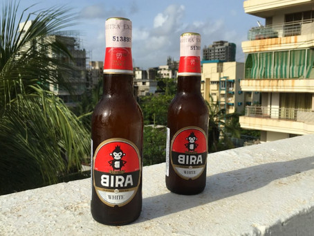 Blog #28. Bira 91 White - Guest Review.