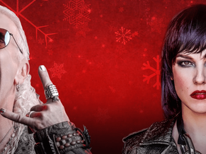 Dee Snider and Lzzy Hale released official Chrismas duet