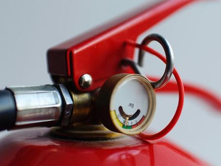 Adakah Pemadam Kebakaran Anda Perlu Penyelenggaraan?