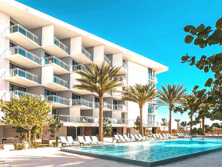 The Perfect Sarasota Staycation at Zota Beach Resort