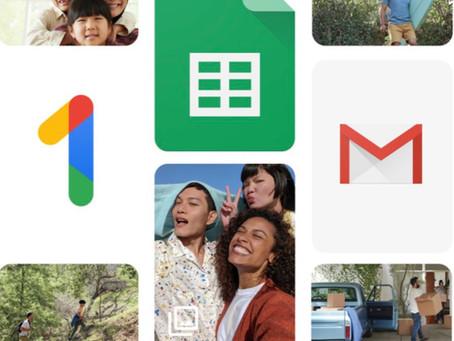 Google lança app 'Google One' para iOS/iPadOS com gerenciador de armazenamento e backups