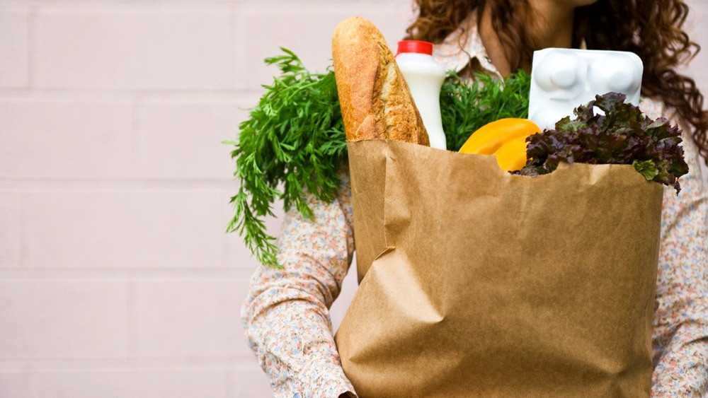 Poupar no mercado e alimentar-se bem  no startblog