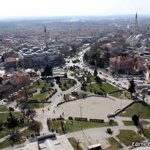 Hayallerimi Bana Veren Şehir 'Edirne'