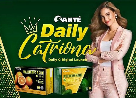 New C in Town Is Here As Santé Introduces New Brand Ambassador for Daily C