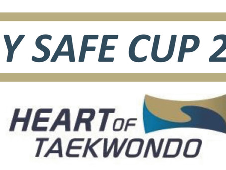 STAY SAFE CUP POOMSAE 2020