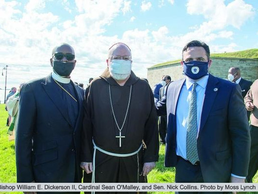 Mass for Racial Justice with Cardinal O'Malley