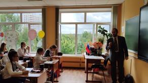 """Поздравляем всех учащихся, поступивших в классы проекта """"Благословение"""" Творческой лаборатории 2х2 !"""