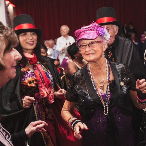 This Nightclub for the Elderly Is Fighting Loneliness with Tea Party Raves