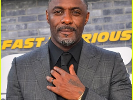 Idris Elba to host Africa Day Benefit Concert with some of the continent's biggest music stars