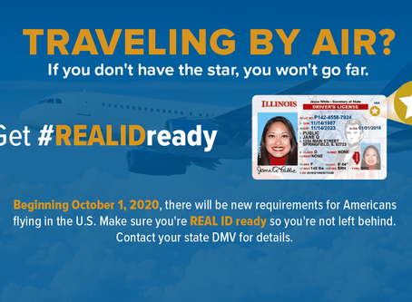 Are You Ready for REAL ID